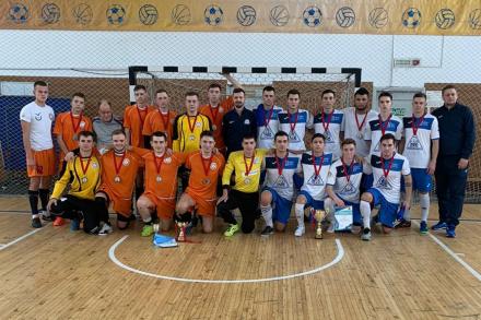 КемГУ и КузГТУ - призеры Кубка Сибирского федерального округа  по мини-футболу