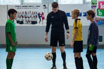 Расписание ДФПЛ  Мини- футбол на 24.11.2019