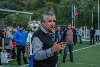 Георгий Варельджан: Сочи не живет без футбола!