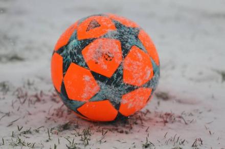 Футбол на снегу. Итоги предсезонного собрания