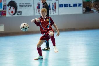 Расписание ДФПЛ  Мини- футбол на 01.12.2019