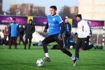 Кирилл Гуреев, «МФК Азард групп»: «Всей командой всегда стремимся к положительному результату»