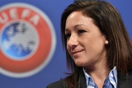 Надин Кесслер - о новом формате женской Лиги чемпионов