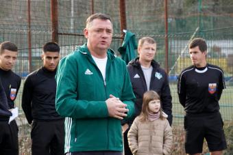 Александр Гончар: Главное, чтобы было желание, а возможности заниматься футболом найдутся