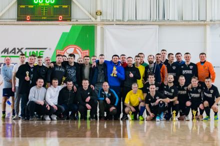 Минск Юнайтед — победитель III Рождественского кубка Премьерлиги 5х5 по мини-футболу!