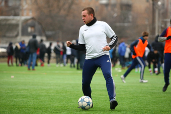 Павел Волков, «Юнити»: «Игра с такой сильной командой как «Орбита» уже мотивация к победе»