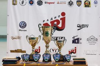 Кубок СуперЛиги города Ульяновка по мини-футболу «NRJ Cup - 2020»
