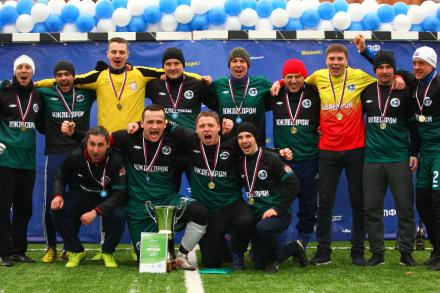 «Ижлеспром» - победитель Первого Дивизиона!