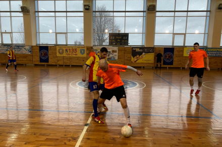 Чемпионат Гродненской област по мини-футболу :