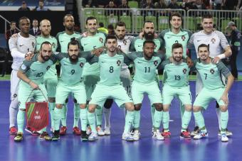 Представляем вам первого соперника сборной Беларуси по элитному раунду Чемпионата Мира, Португалию