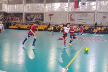 Расписание ДФПЛ  Мини- футбол на 18-19.01.2020