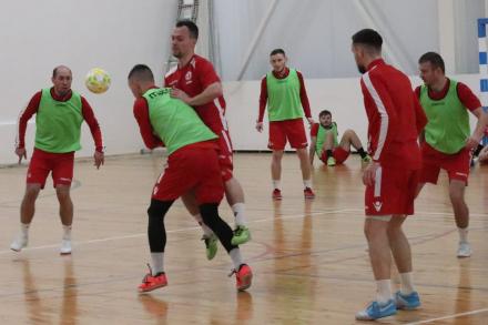 Сборная Беларуси начала подготовку к элитному раунду Чемпионата Мира 2020