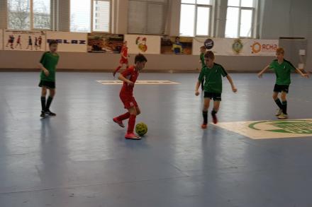 Расписание ДФПЛ  Мини- футбол на 25-26.01.2020