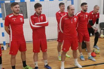 Определен окончательный состав сборной на элитный раунд ЧМ-2020