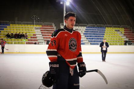 Игрок месяца - Дмитрий Разгулин