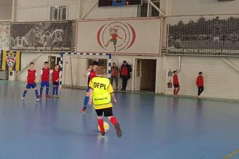 Расписание ДФПЛ  Мини- футбол на 08.02 - 09.02.2020
