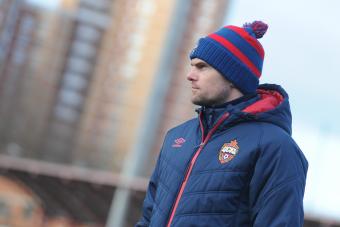 Максим Зиновьев: «В прошедших матчах понравился настрой команды»