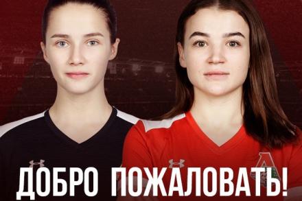 Анна Стипан и Ольга Несветаева - в