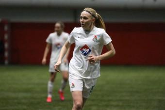 «Локомотив» победил в первом матче года