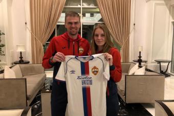 Любовью Ященко - из «Локомотива» в ЦСКА