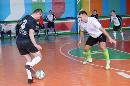 В первом раунде плей-офф, футболисты Новогрудка одержали победу над