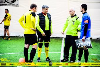 Фантастичний камбек Denon, перша перемога Футболів і сенсація від UpTech Team!