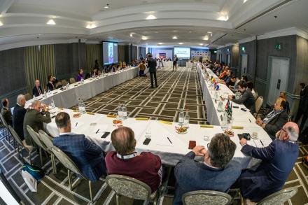 Конференция делегатов Socca
