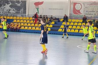 Расписание ДФПЛ  Мини- футбол на 29.02 - 01.03.2020