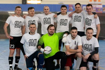 В финале Золотого Кубка по футзалу-2020 встретятся МВД и ДОМ-РФ.