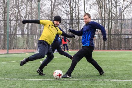 Петрович - Астория 1:1(0:0). Резервный игровой день 07.03.2020