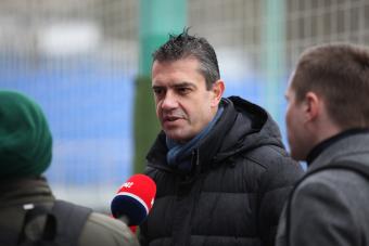 Виктор Кашшаи ознакомился с работой судей на матче ЮФЛ