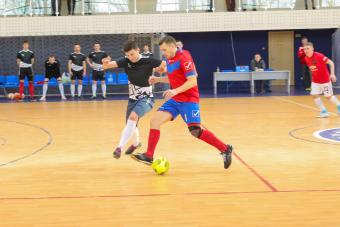 МФК «Новогрудок» занял пятое место в чемпионате Гродненской области по мини-футболу