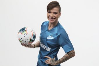 Людмила Шадрина: «В футбол, как это ни странно, меня привела собака»