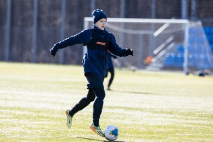 Татьяна Морина: «Футбол украл мое сердце в раннем детстве и возвращать не собирается»
