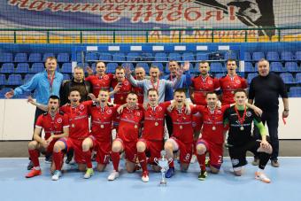 Чемпионат Брестской области завершен