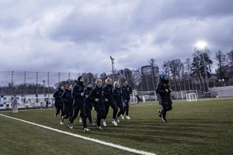 Футболистки «Зенита» рассказали о забавных случаях, которые происходили с ними на поле