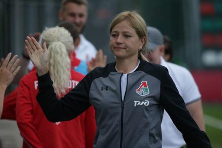 Елена Фомина: «Мы ждём игру»