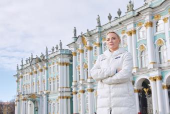 Екатерина Сочнева — первый капитан в истории женской команды «Зенит»