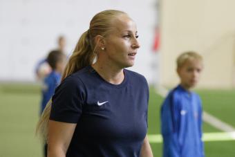 Ольга Капустина: « Футбол должен быть для зрителей»
