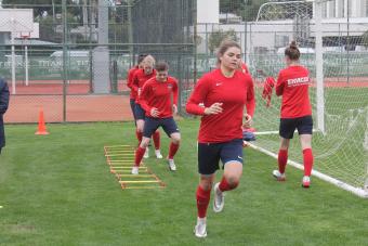Татьяна Ананьева: « Надеемся, что скоро приступим к полноценным тренировкам»