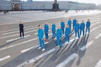 Футболистки «Зенита» составили маршрут для прогулки после карантина