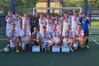 «Столица» U-15 – победитель STALITSA JUNIOR CUP-2019/20