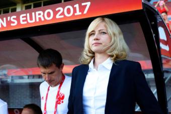 Елена Фомина: «Тяжело представить женщину-тренера в мужском коллективе»
