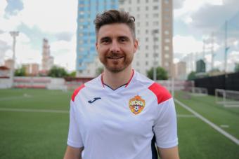 Начальником ЦСКА назначен Егор Курачев