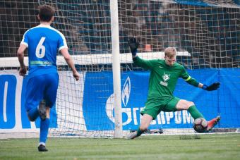 Никита Яворский – лучший игрок дебютного сезона ЮФЛ