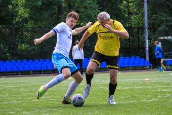 Портер-СпортСофт - Петрович 0:1(0:1).
