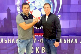 НМФЛ подписала партнерское соглашение с Объединением Физкультурников и Спортсменов (ОФиС).