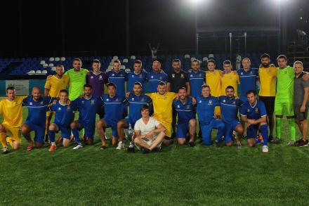 Збірна України з мініфутболу - переможець Кубку Незалежності 2020!