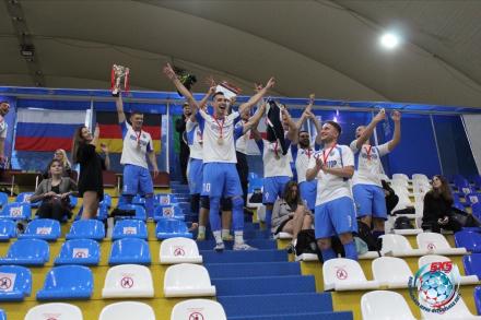 Поздравляем команду «Ротор»,  с победой в Премьер-Лиги второй группы НМФЛ 2019-2020.