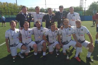 ЕЮС Брокер - победитель Первенства Первой Лиги